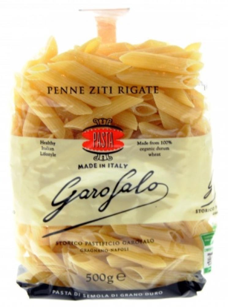 garofalo penne ziti rigate pasta 500g  approved food