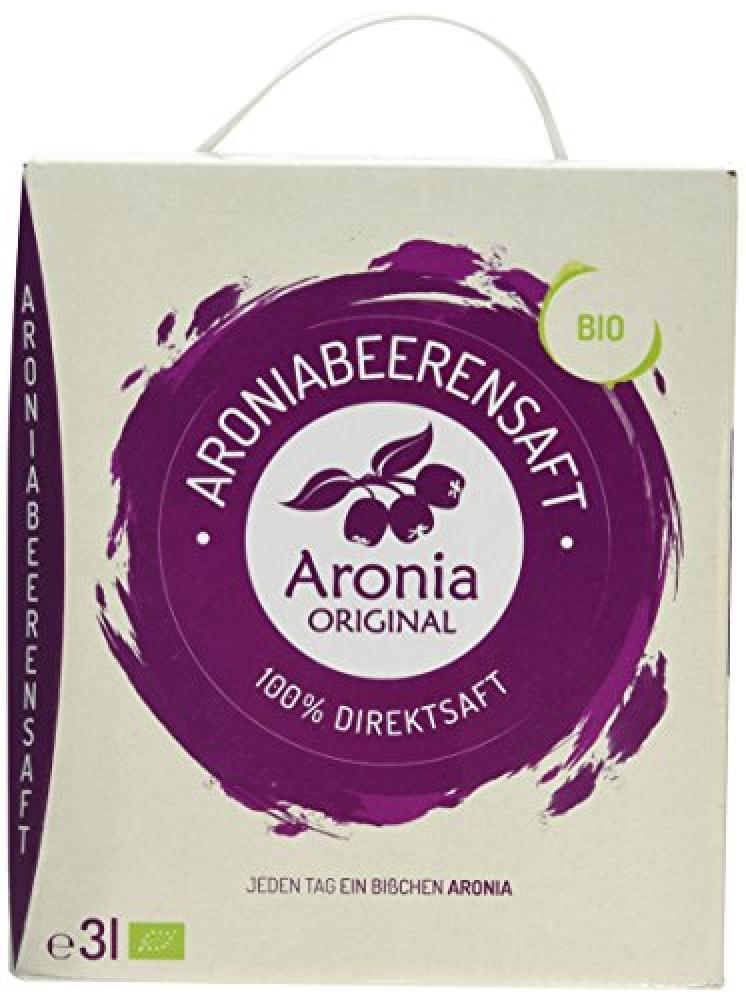 Aronia Original Juice Bag 3 L