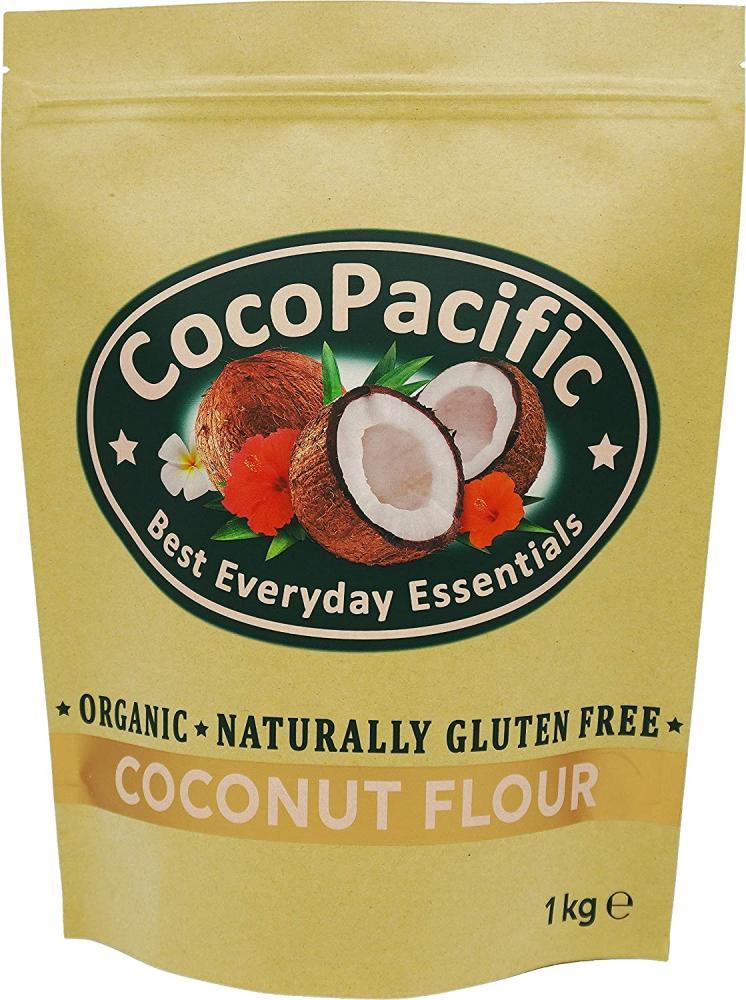 Coco Pacific Organic Coconut Flour 1 kg