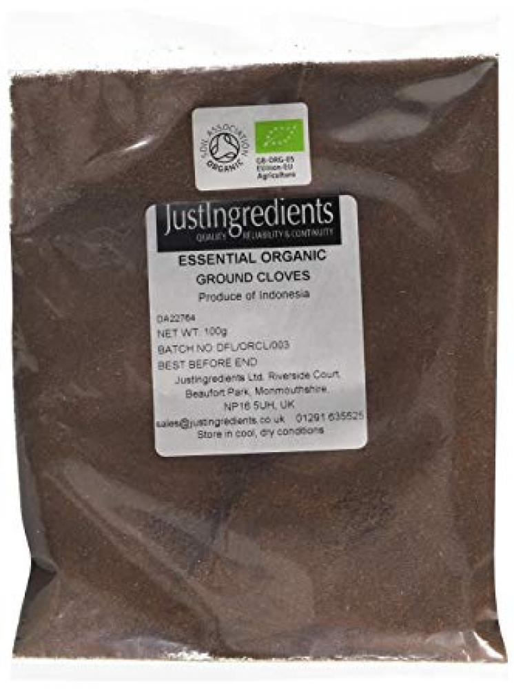 JustIngredients Ground Cloves 100g