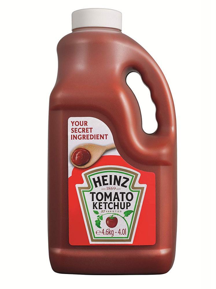 Heinz Tomato Ketchup 4L