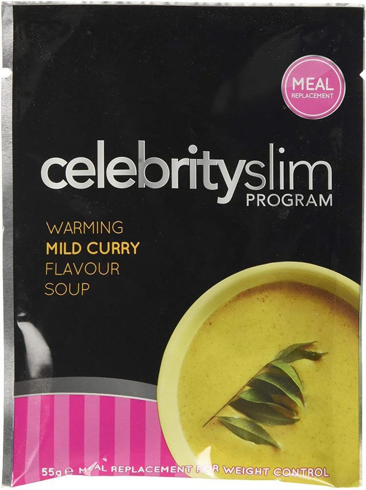 Celebrity Slim Roast Chicken Sachet Soup Pack 55g