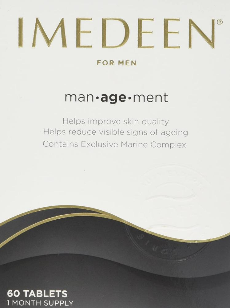 Imedeen Man Age Ment Tablets Pack of 60