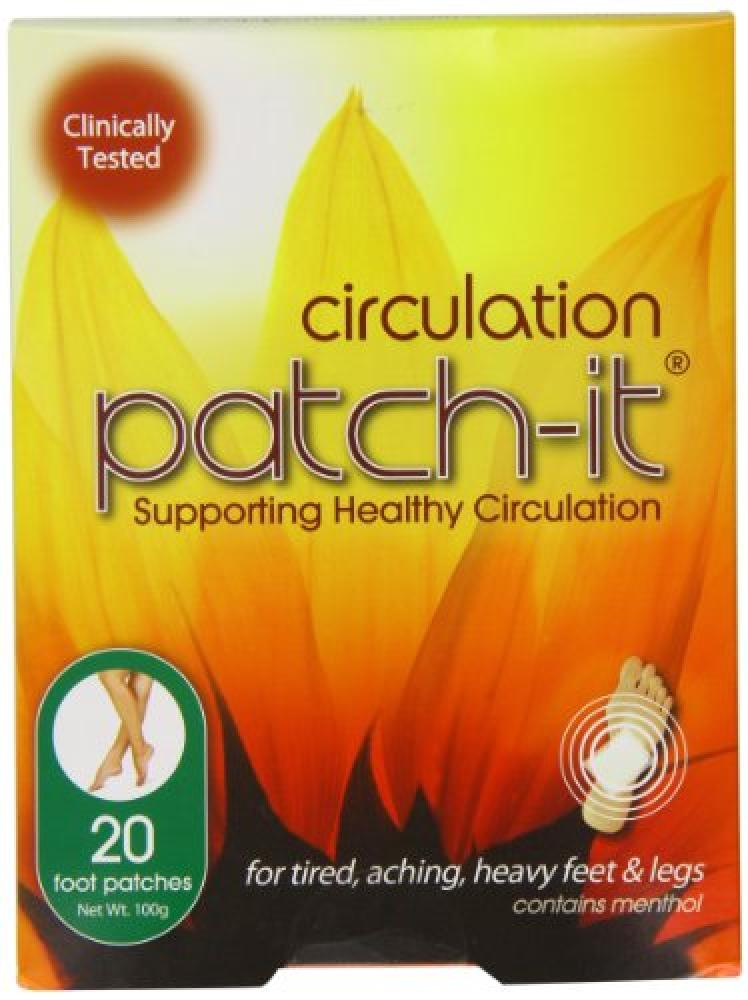 Patch It Circulation 20 Patches
