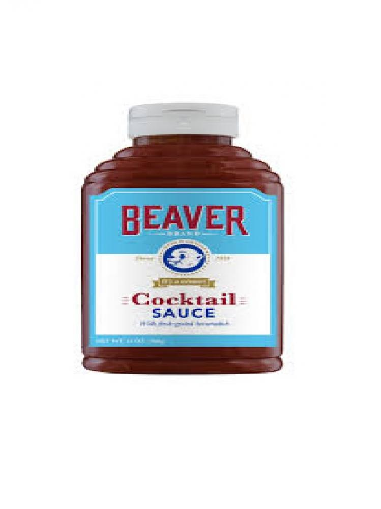 SALE  Beaver Brand Zesty Seafood Cocktail Sauce 368g