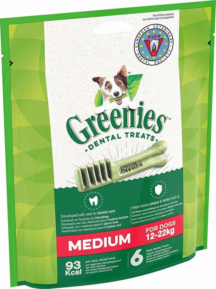 Greenies Dental Treats for Medium Dogs 170g