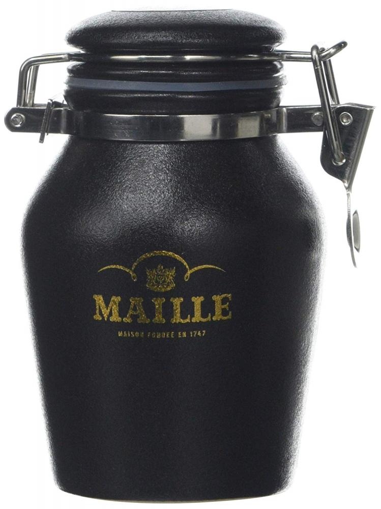 Maille Black Truffle Mustard with Chablis White Wine Freshly Pumped 125 g