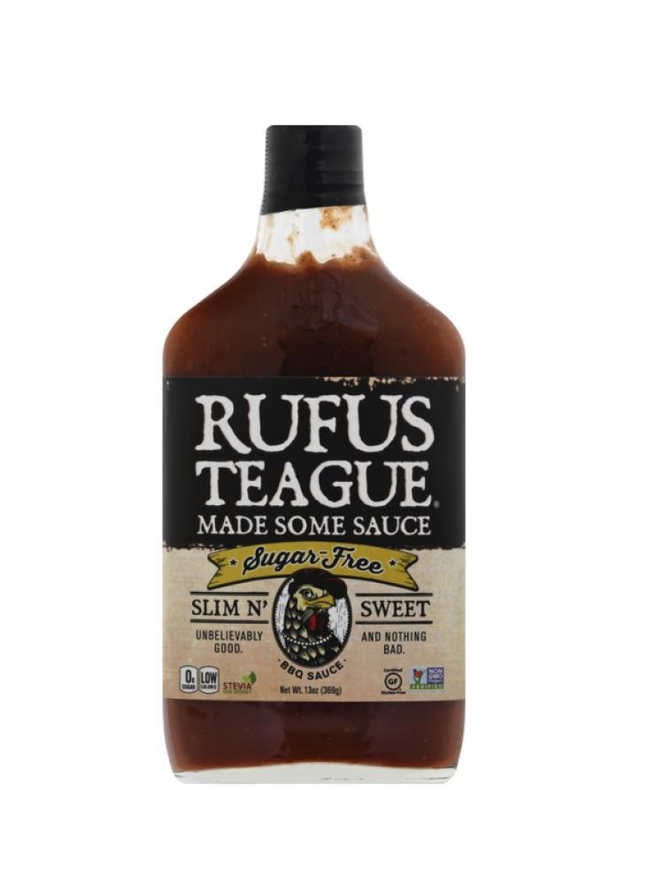 Rufus Teague Slim N Sweet BBQ Sauce 369g