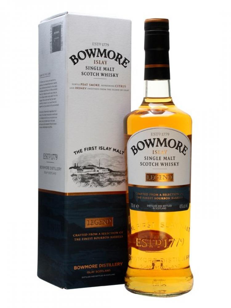 WEEKLY DEAL  Bowmore Islay Single Malt Scotch Whisky 700ml