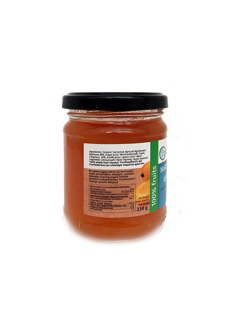 Ef Zin Apricot 80 Percent Fruit Spread 230g