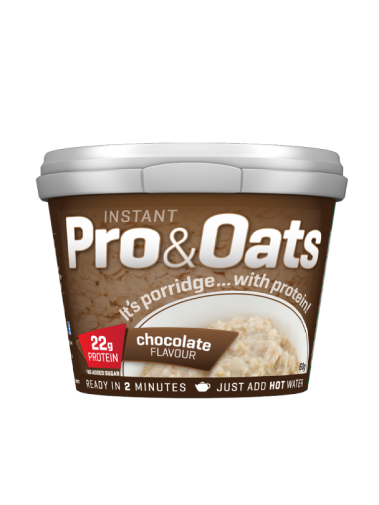 Efectiv Sports Nutrition Pro and Oats Chocolate Flavour 60 g