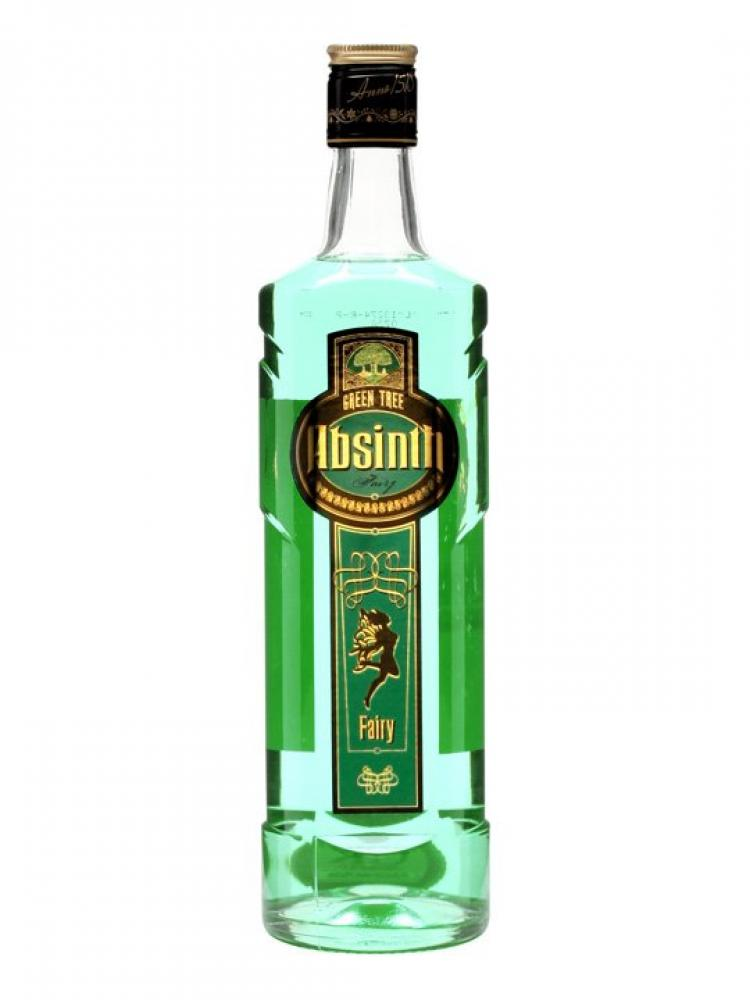 Green Tree Absinth 500ml