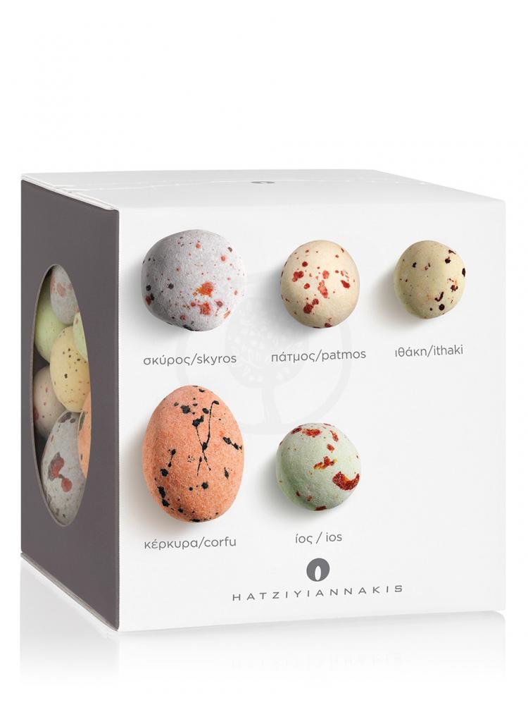 Hatziyiannakis Sweet Pebbles Mixed 450g