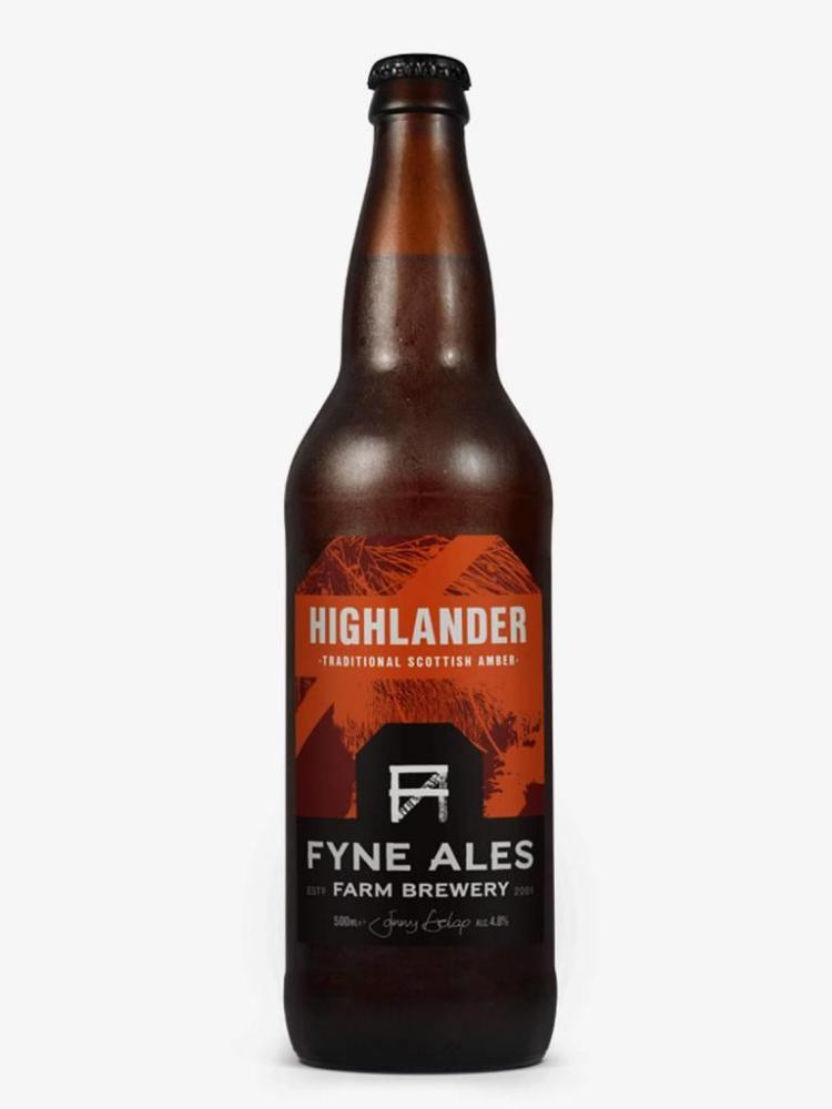 Highlander Fyne Ales 500ml