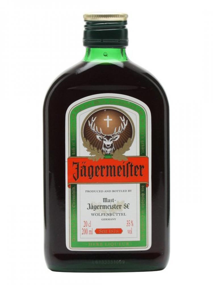 Jagermeister Herb Liqueur 200ml