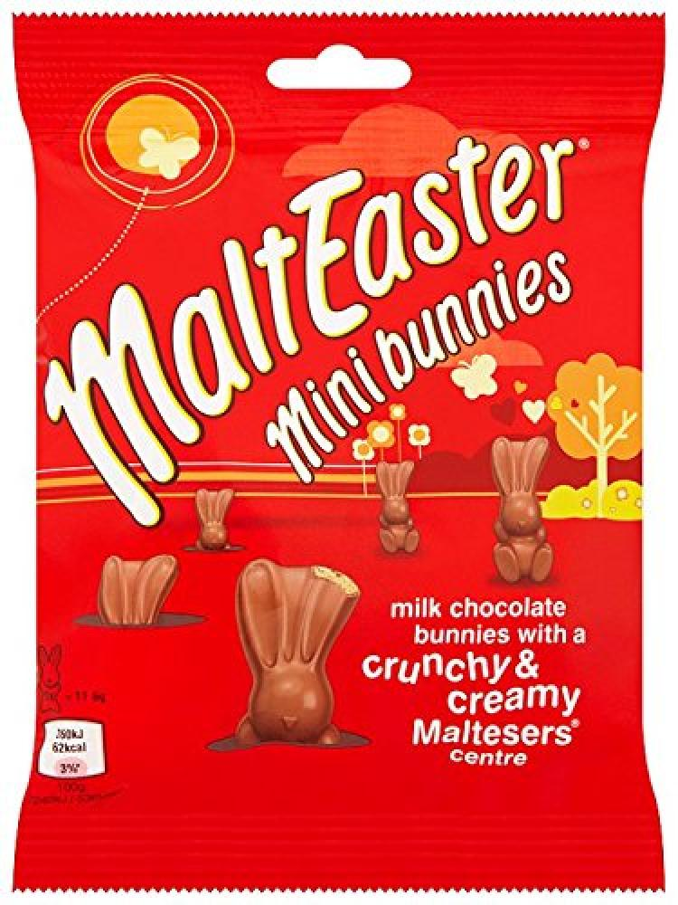 Maltesers Mini Bunnies Bag 58 g