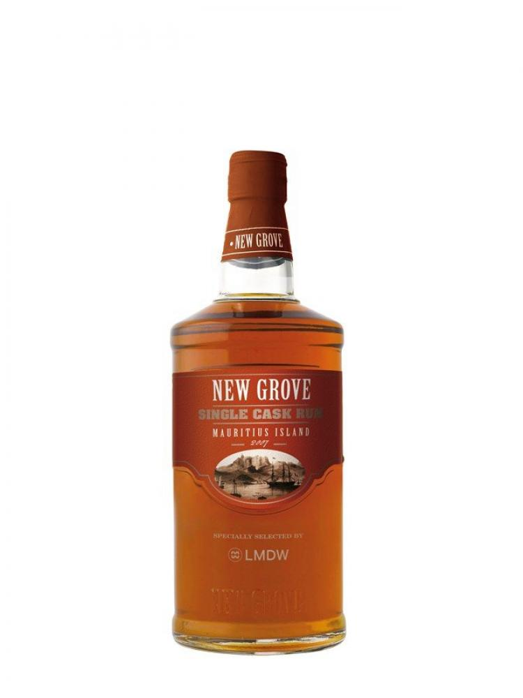 New Grove Single Cask Rum 700ml