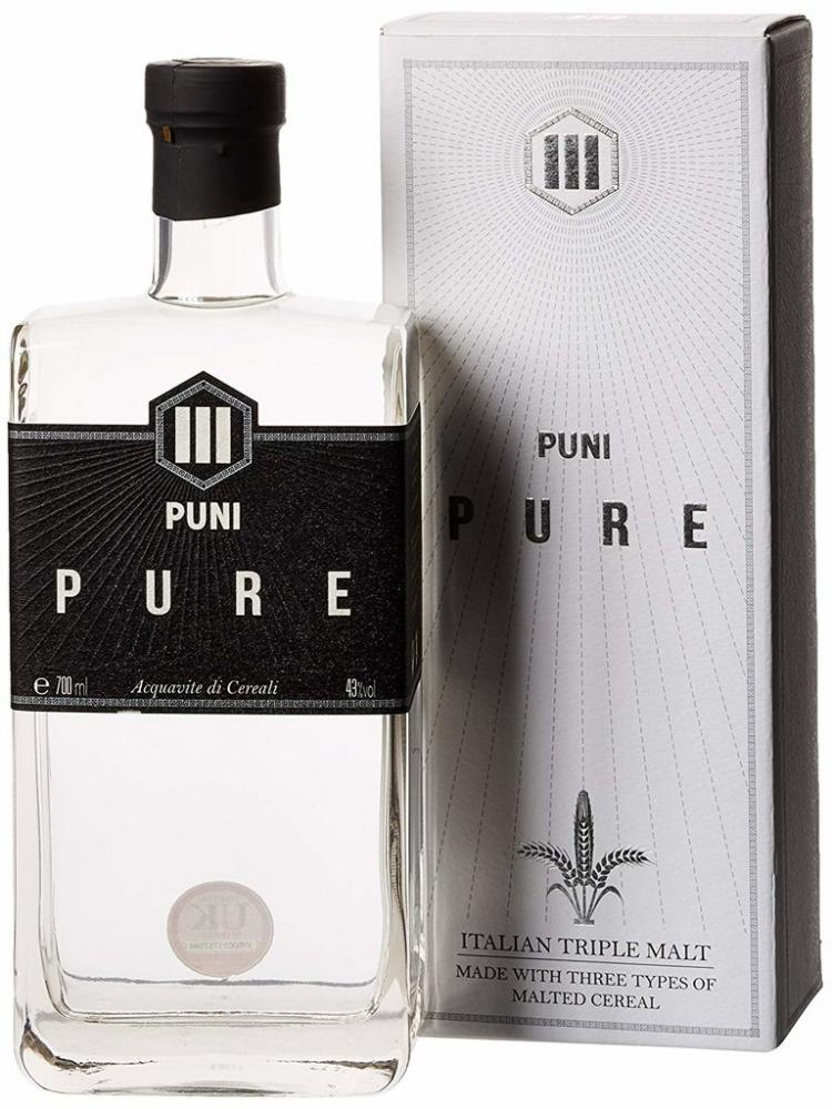 Puni Pure Italian Triple Malt Liqueur 700ml