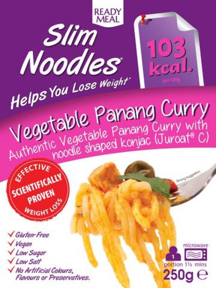 Slim Noodles Vegetable Panang Curry 250g
