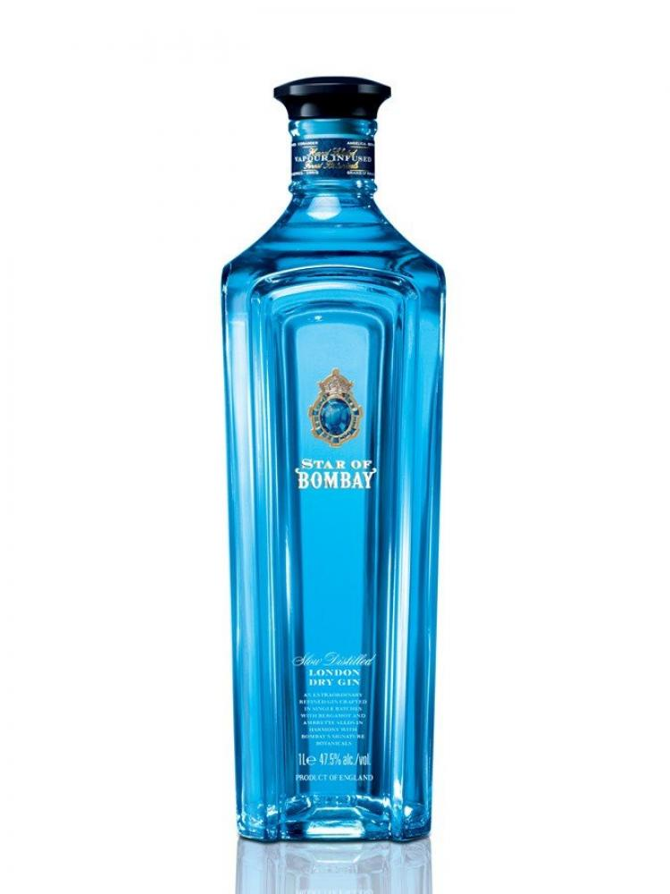 The Bombay Spirits Company Star of Bombay London Dry Gin 70 cl