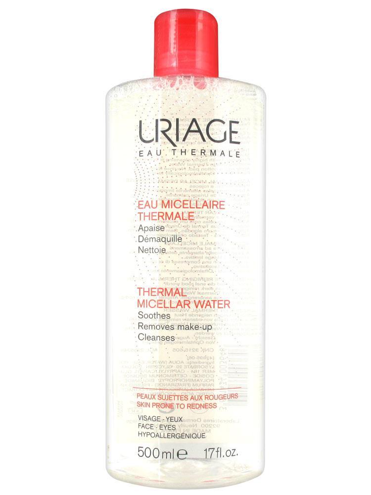 SALE  Uriage Thermal Micellar Water for Sensitive Skin 500 ml