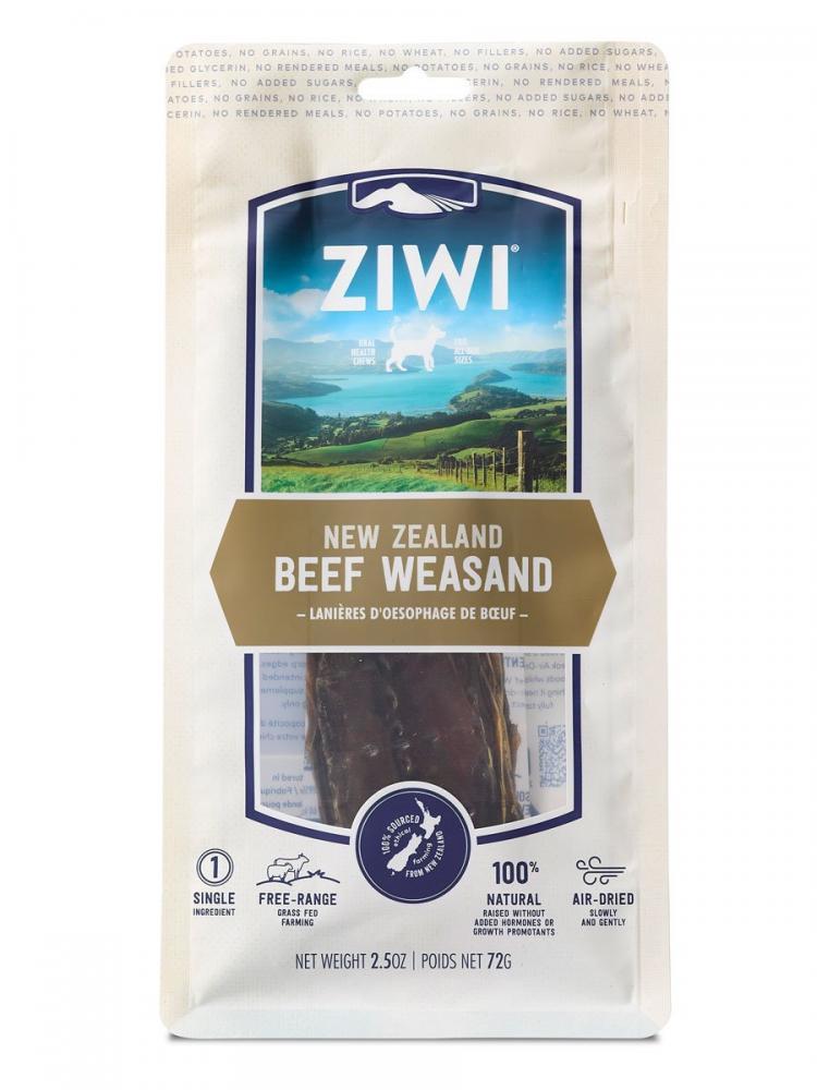 SALE  Ziwi Peak Oral Health Beef Weasand Chew 72g