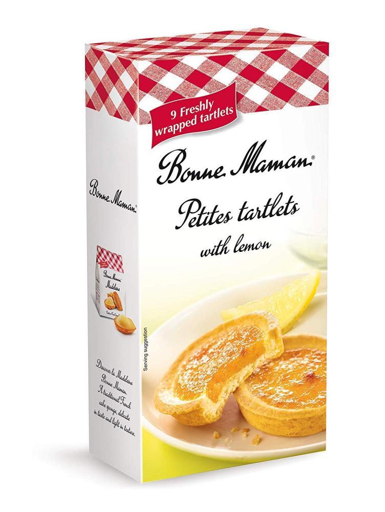 Bonne Maman Lemon Tartlets 125 g