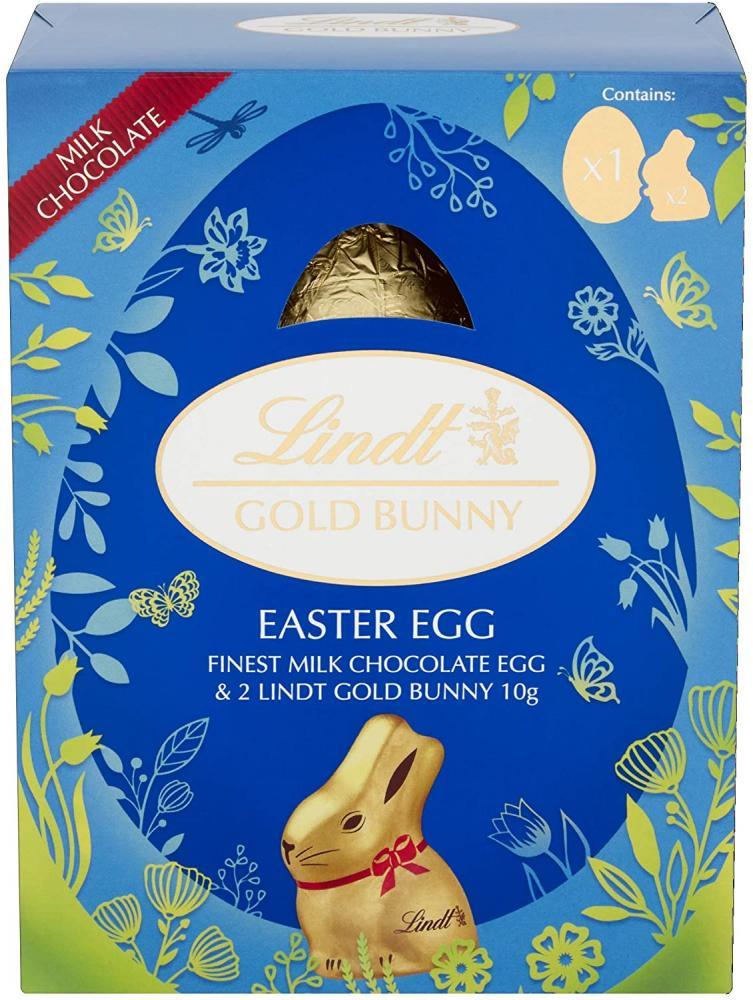 Lindt Gold Bunny Easter Egg 115g