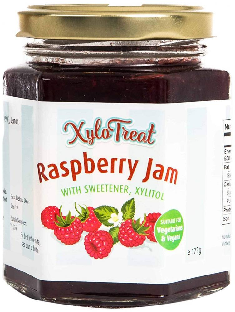 Xylotreat Raspberry Jam 175g