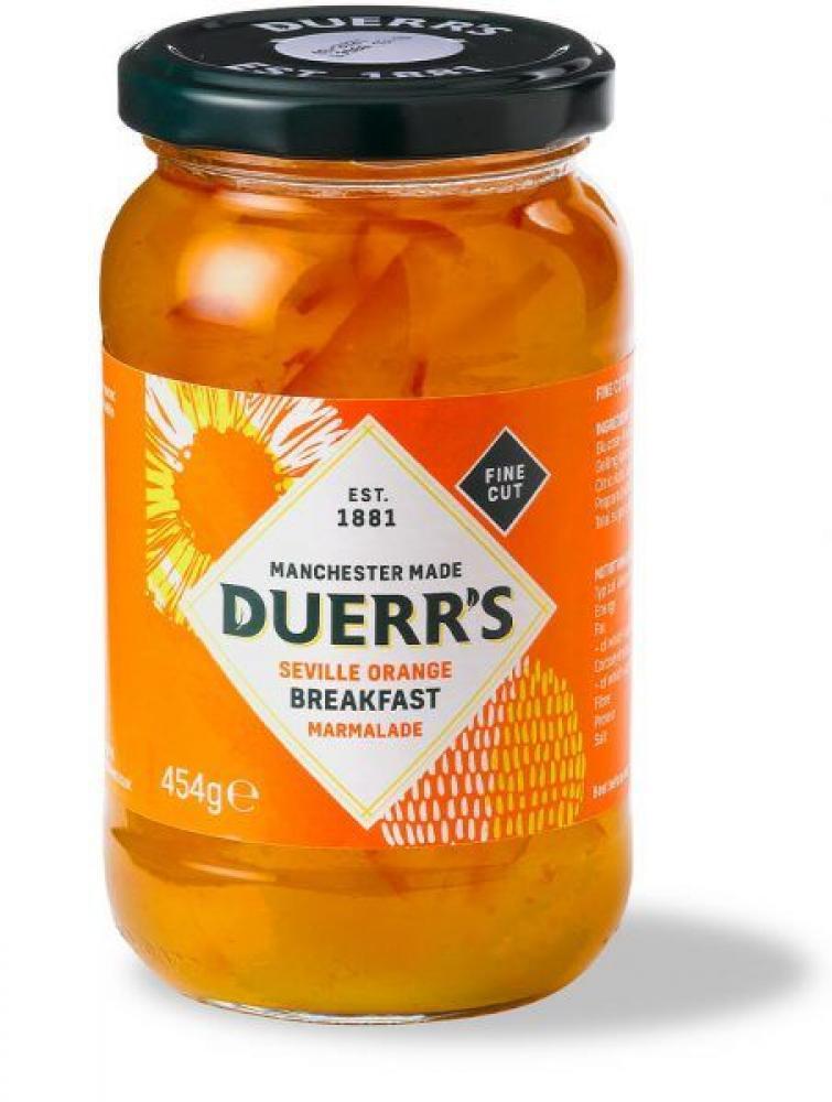 Duerrs Breakfast Marmalade 454g