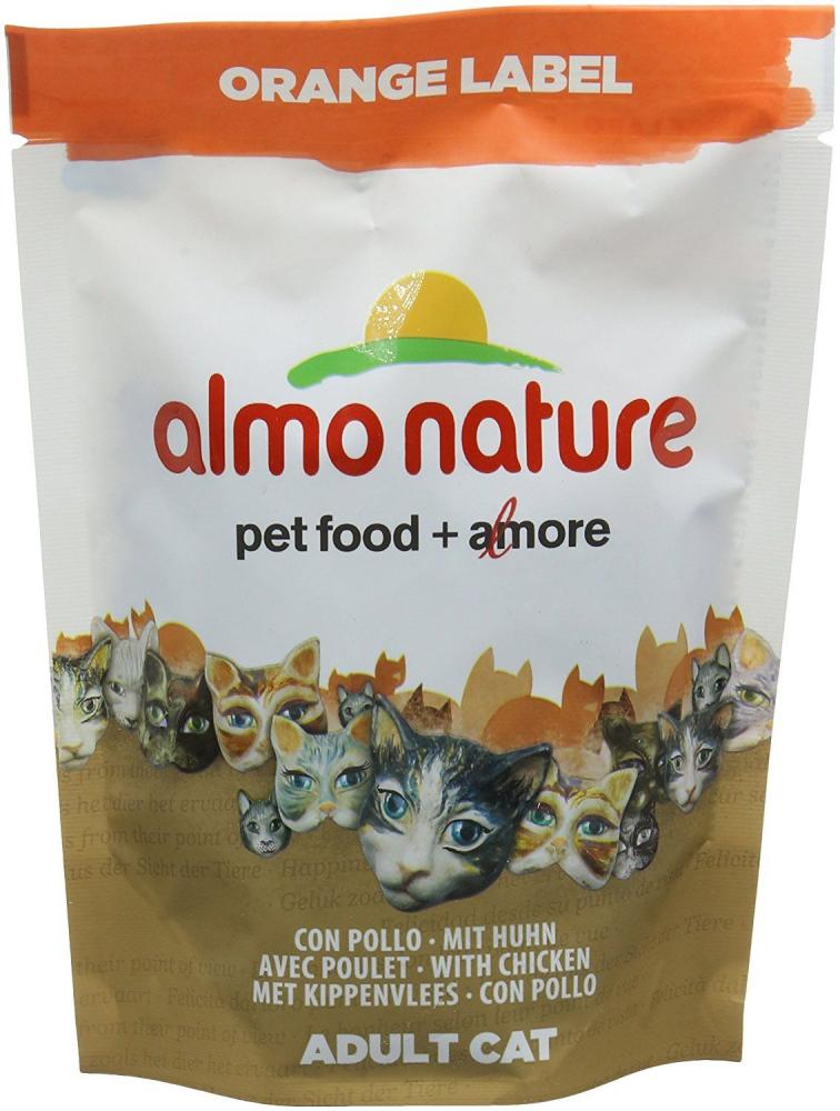Almo Nature With Chicken Adult Cat 105g