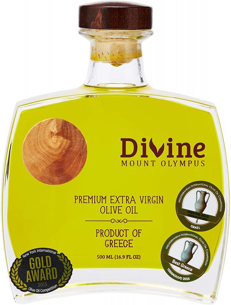 SALE  Divine Nature Blessed Premium Extra Virgin Olive Oil 500ml