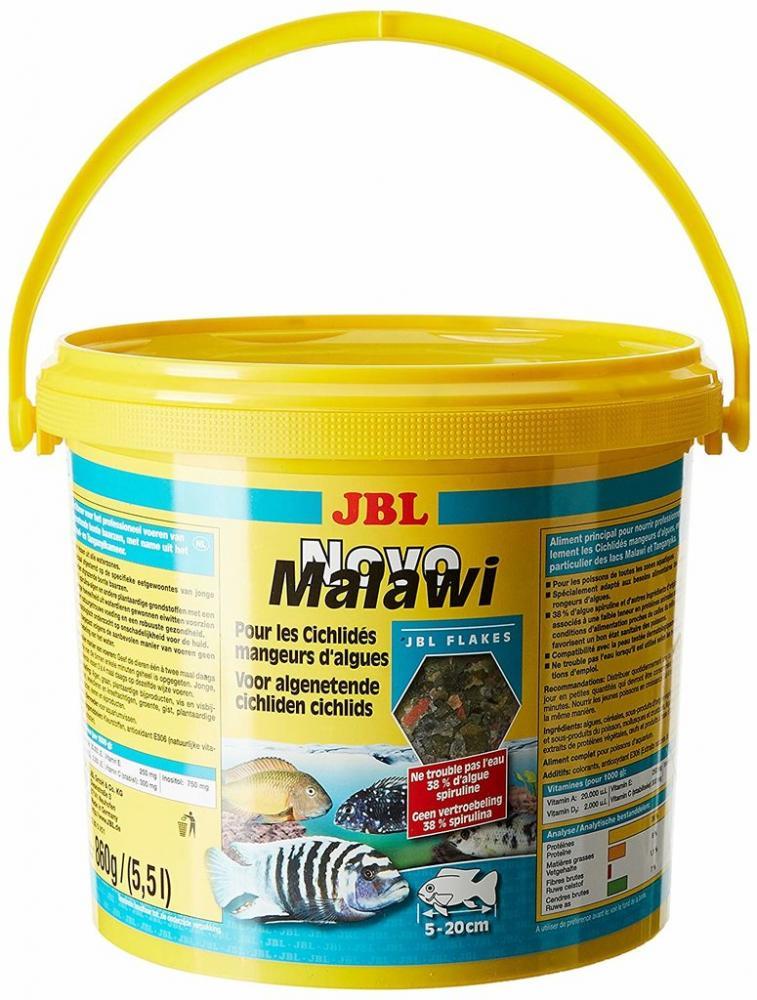 JBL Novo Malawi For Algae-Eating Cichlids 860g