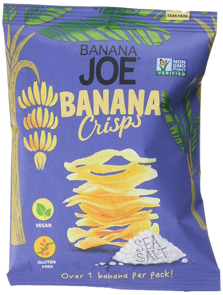 Banana Joe Sea Salt Crips 23g