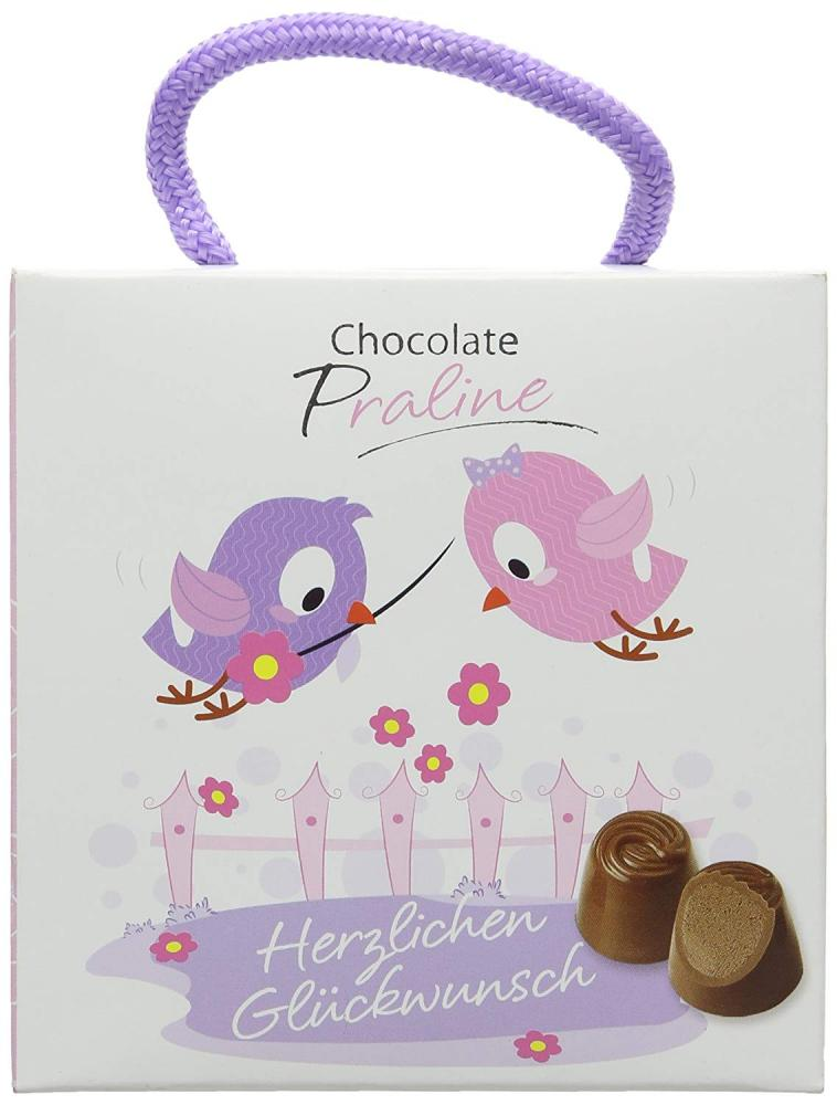 Gunthart Birds Chocolate Praline 45g