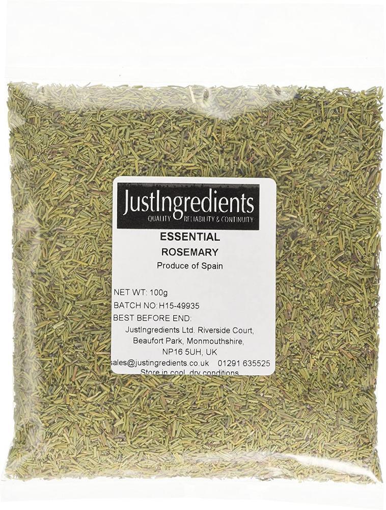 JustIngredients Essentials Rosemary 100g