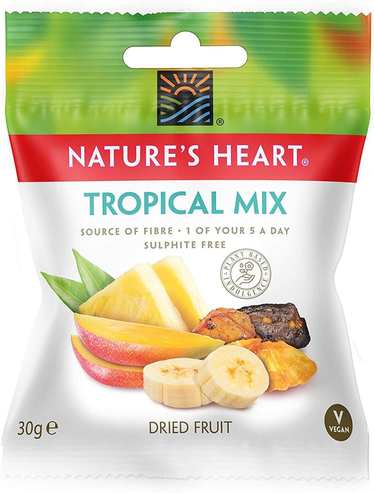 Natures Heart Tropical Mix 30 g