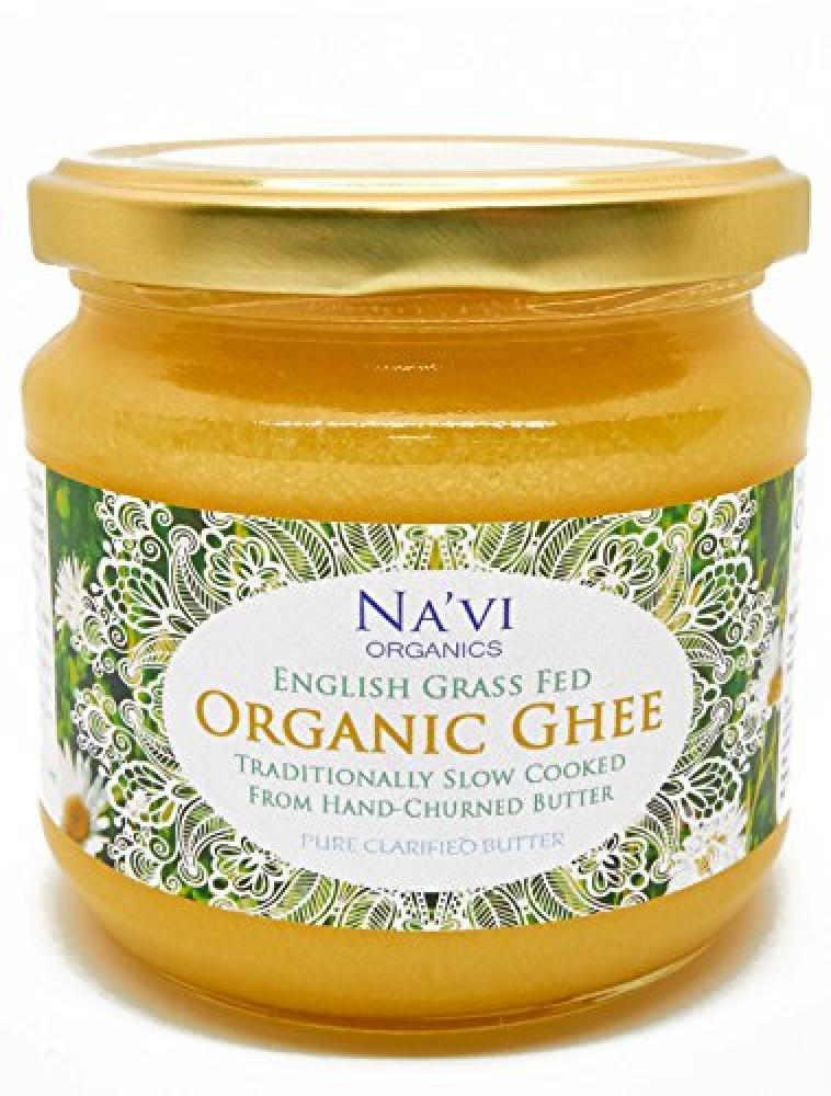 Navi Organics Organic Ghee 350ml