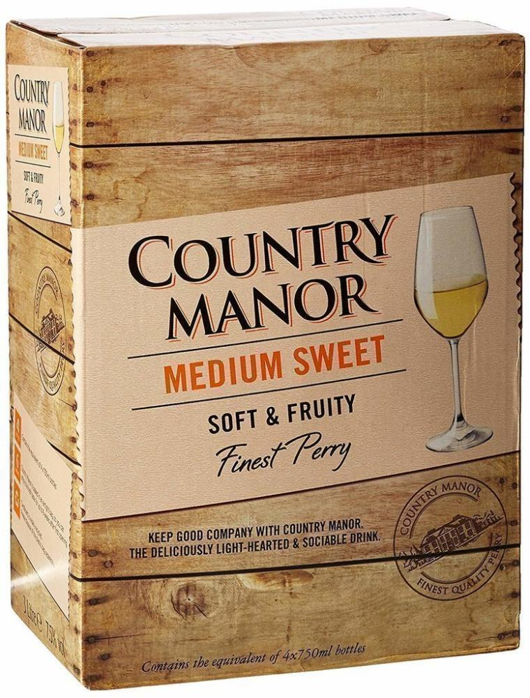 Country Manor Medium Sweet Perry 3L