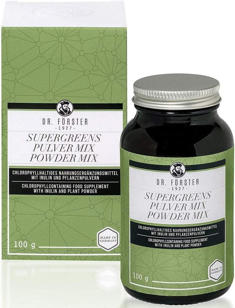 Dr Forster Supergreens Powder Mix 100g
