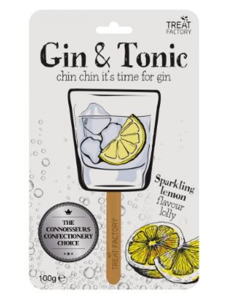 Treat Factory Gin and Tonic Lolly 100g