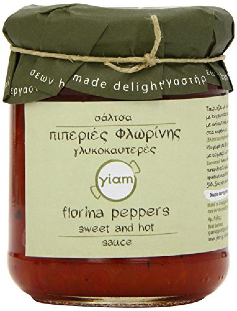 Yiam Florina Peppers Sweet and Hot 200 g