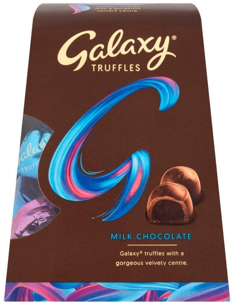 SALE  Galaxy Milk Chocolate Truffles 206 g