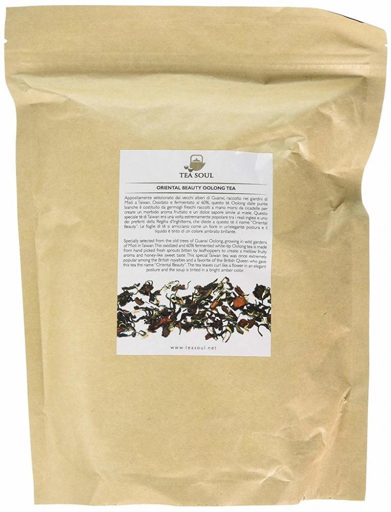 Tea Soul Oriental Beauty Premium Loose Leaf Oolong Taiwan Tea 300 g