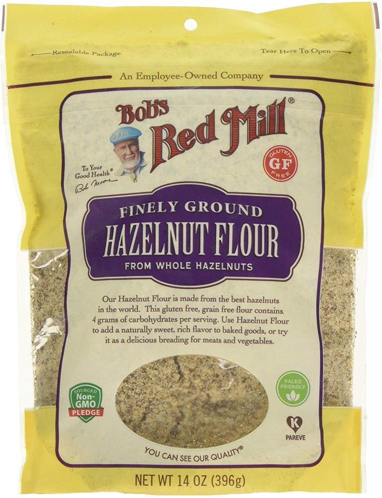 Bobs Red Mill Finely Ground Hazelnut Flour 396 g