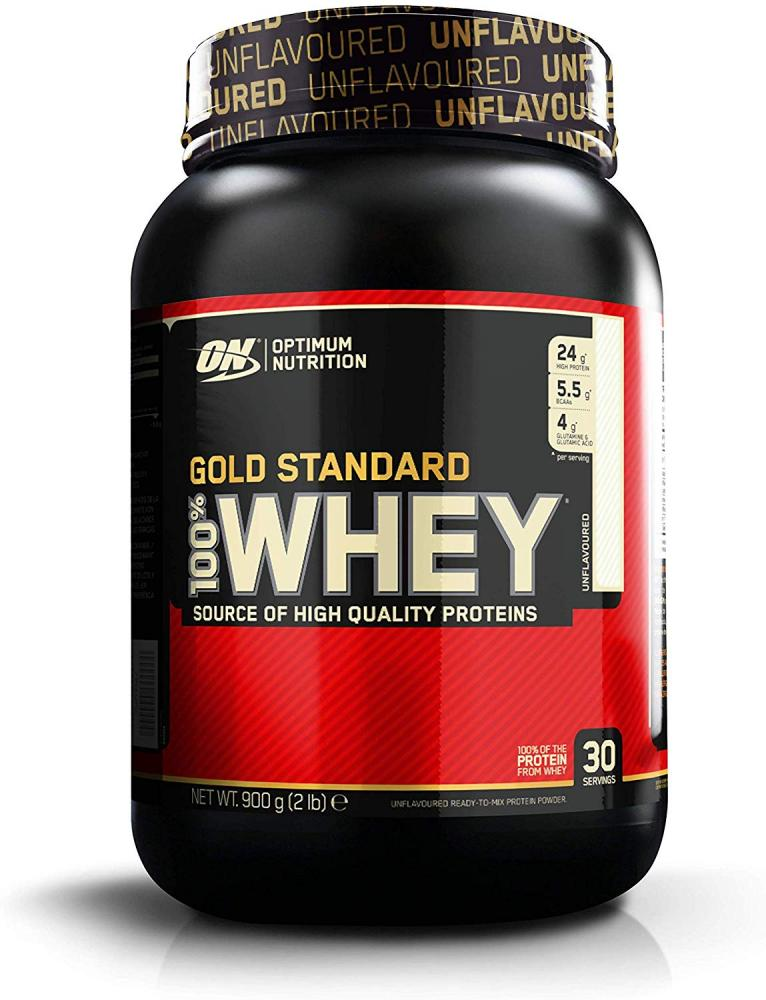 Optimum Nutrition Gold Standard Whey Muscle Building 900 g