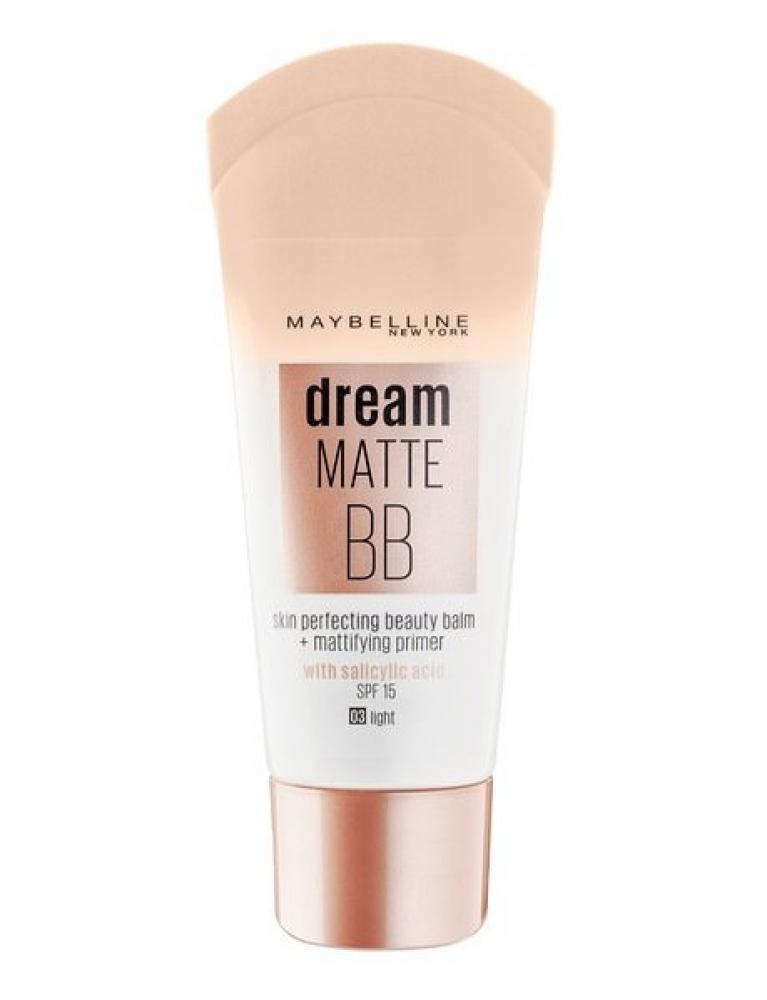 Maybelline Dream Pure BB Cream Light SPF15 30 ml