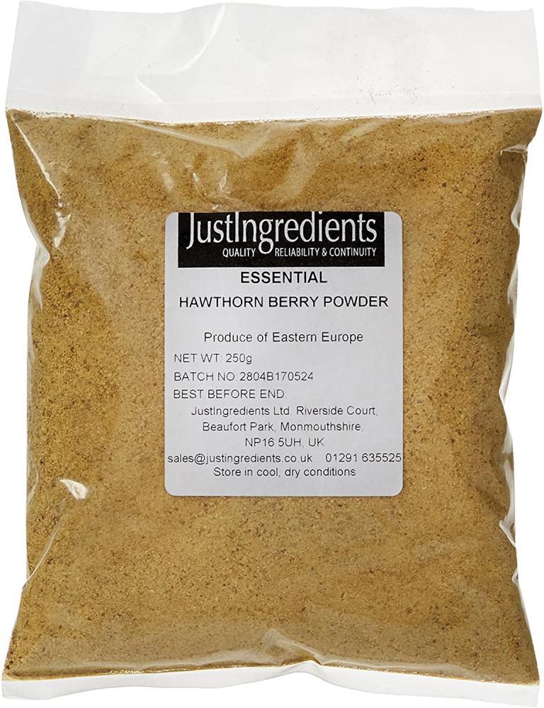 JustIngredients Essentials Hawthorn Berry Powder 250g