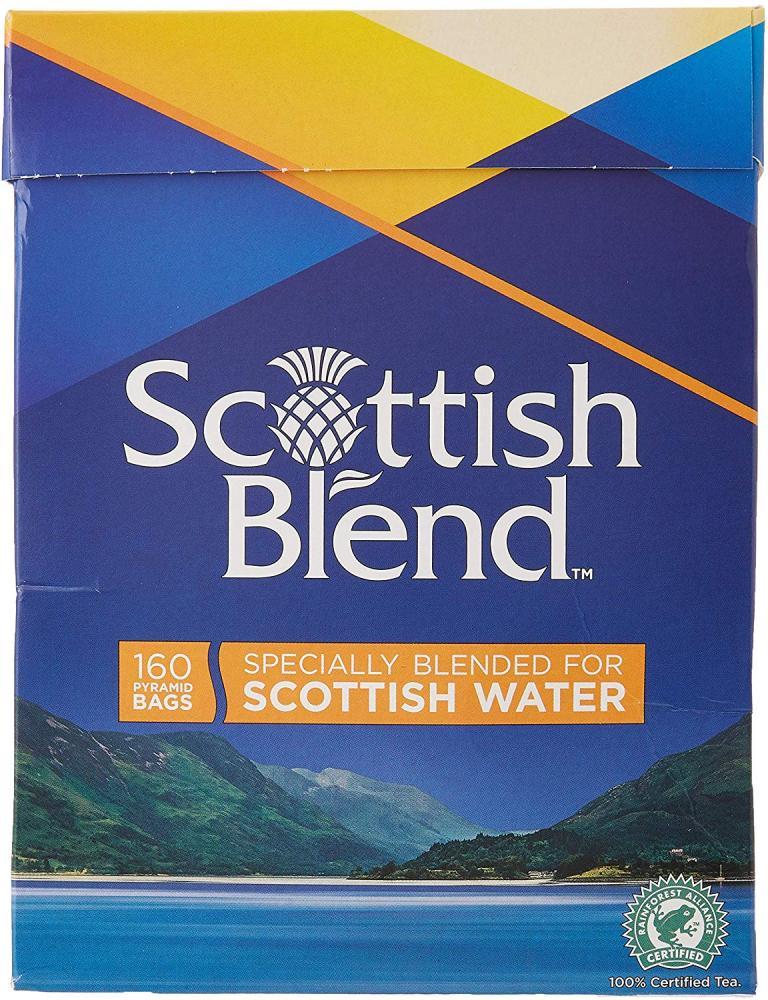 SALE  Scottish Blend 160 Pyramid Tea Bags