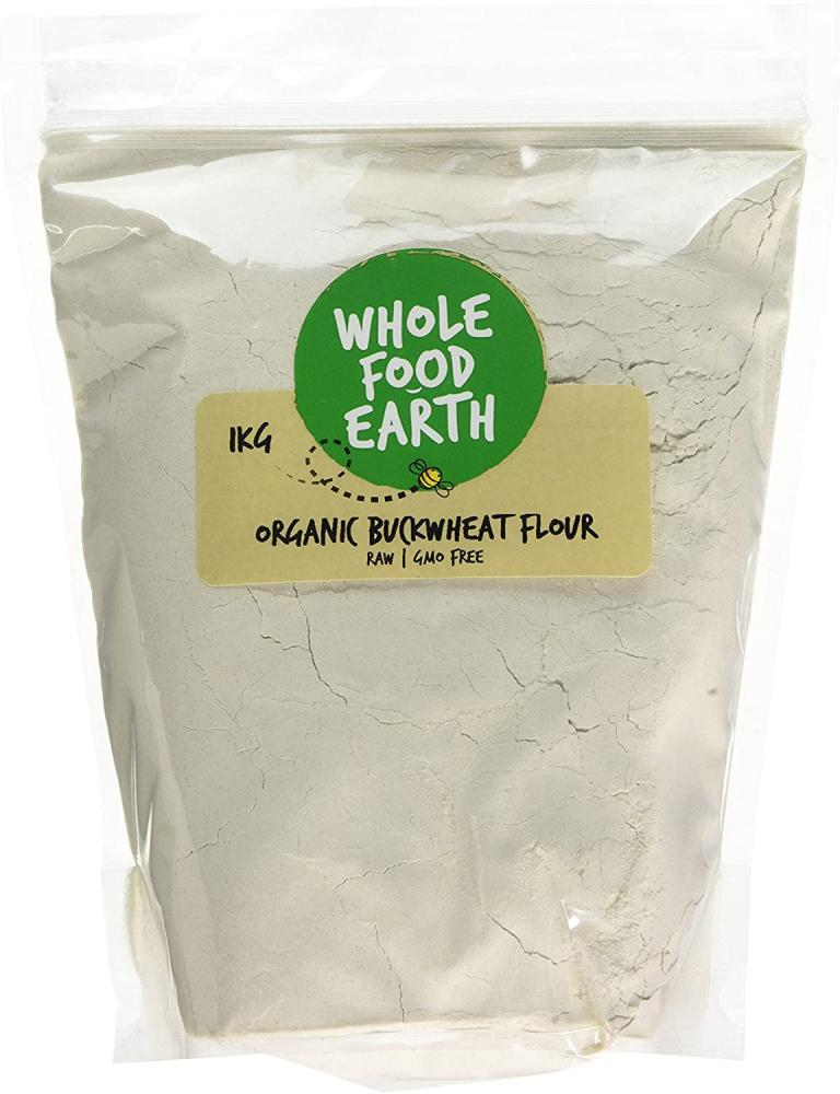 Wholefood Earth Organic Buckwheat Flour 1kg